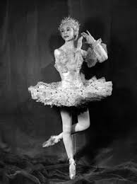 Diana Adams Blind A Teenaged Alicia Markova In Balanchine U0027s La Chatte New York
