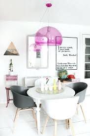 table de cuisine ronde blanche table ronde blanche extensible la plus originale table de cuisine