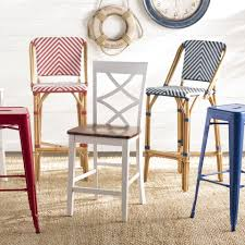 Woven Bistro Chairs 15 Rattan Furniture Finds For Your Home
