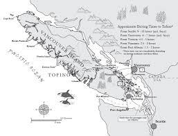 maps of tofino bc canada
