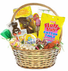 pre filled easter baskets chocolate and candy easter bunnies easter bunny and egg large pre