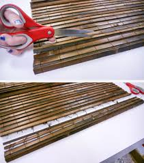 10 surprising ways to reuse old bamboo blinds bamboo blinds