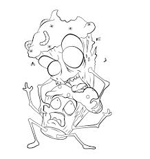 tattoo ideas zombie zombie cupake tattoo design by aliencatx on deviantart