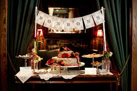 New Orleans Decorating Ideas 1920s Midnight In Paris Shoot Ruffled