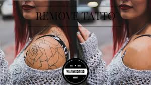 learn easiest way of removing tattoo in photoshop cs6 warmodroid