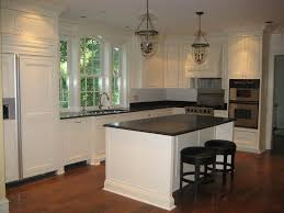 kitchen design overwhelming white kitchen island with seating