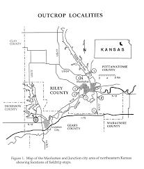 Map Of Manhattan Kansas Flinthillsguide