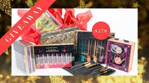 siege sephora today s giveaway a jaw dropping sephora gift set