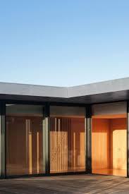 home design corridor among white ceiling also wooden wall near