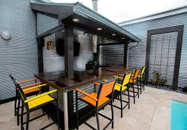 outdoor kitchen and patio ideas stainless steel grill and bbq many