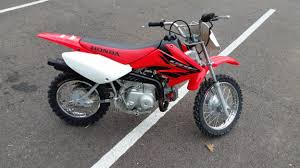 2004 honda crf 70 motorcycles for sale