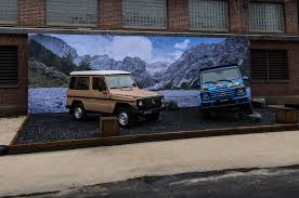 future mercedes g class heritage meets high tech in the 2019 mercedes benz g class