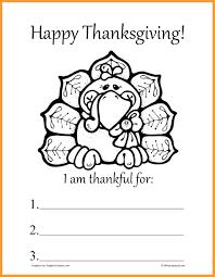8 thanksgiving worksheet resume pdf