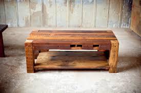 Coffee Tables Rustic Wood Wood Coffee Table Writehookstudio Com
