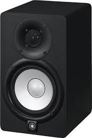 Yamaha Home Theater Dealers In Bangalore Yamaha Hs5 45 Watt Powered Studio Monitor Black Amazon In