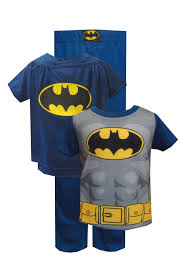 character pajamas sleepwear for toddler boys superman