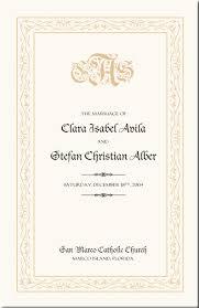 Wedding Program Covers Claddagh Celtic Designs Wedding Program Examples Claddagh Celtic