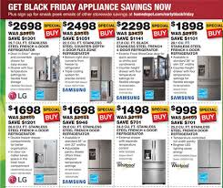 home depot black friday prices on microwaves home depot black friday savings 2015 early appliance deals