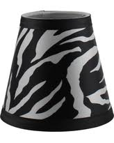 unexpected christmas deals for zebra lamp shades