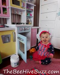 Kitchens For Toddlers by The Bee Hive Buzz Get Cooking With Kidkraft Play Kitchens