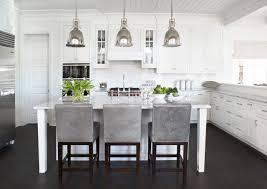 restoration hardware bar stools kitchen transitional with black
