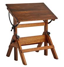 cast iron drafting table small hamilton style drafting table w oak trestle base rejuvenation