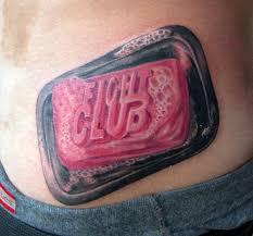 club soap tattoo