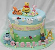 winnie the pooh cakes merry go cupcakes cakes winnie the pooh birthday cakes