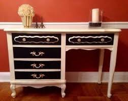 Cream Desk With Hutch Desks With Hutch For Sale Foter