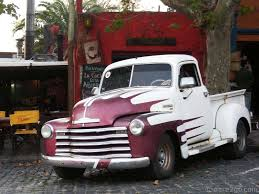 Classic Chevy Trucks 80s - amazing old cars on the roads in uruguay u2013 everywhere dare2go