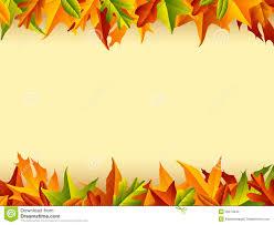 autumn background stock vector illustration of empty 26274040