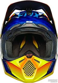 carbon fiber motocross helmets motocross action magazine mxa team tested fox v3 helmet
