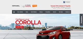 toyota finance canada contact dealer websites d2c media