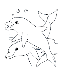 dolphin coloring pages printable coloringstar