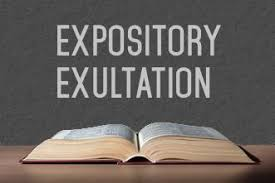 piper preaching is expository exultation by sermoncentral