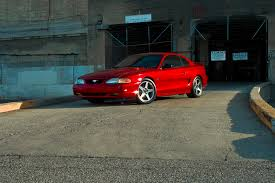 98 mustang cobra wheels post up 96 98 stance pics be specific of suspension