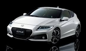 honda hybrid sports car updated 2016 honda cr z hybrid sports car revealed in