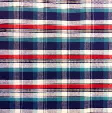 plaid home decor fabric cotton fabric plaid fabric red plaid fabric blue plaid fabric