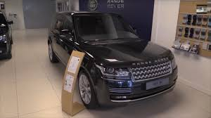 kereta range rover land rover range rover long 2016 in depth review interior exterior
