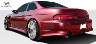 lexus sc300 lowering kit 92 00 lexus sc series sc300 sc400 duraflex v speed wide body kit