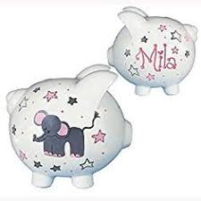 Engraved Piggy Bank Abc Block Custom Engraved Piggy Bank Brushed Nickel Personalized