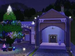sims 3 holiday lights sims 3 downloads christmas decor