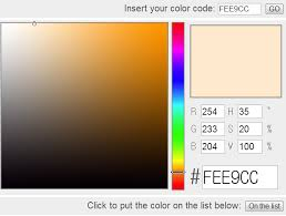 color codes css same color code different effect on different monitors