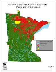 Minnesota State Map Bwsr Map Portal
