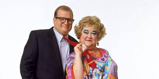 Drew Carey Meme - kathy kinney who played drew carey s tv nemesis looks back on