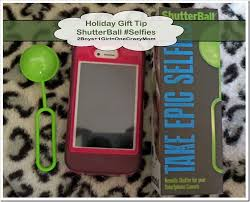 holiday gift for everyone that likes selfies shutterball is the