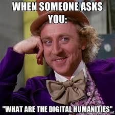 Webinar Meme - hotei publishing on twitter webinar on digital humanities on the