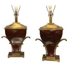 Uplight Table Lamp Pair Of French Art Deco White Bisque Porcelain Uplight Table Lamps