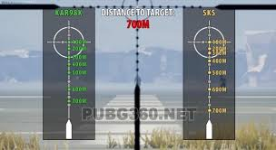 pubg 8x scope pubg hướng dẫn sử dụng nòng ngắm 8x scope cho súng kar98k và sks
