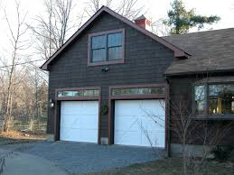 garage with living space above attached garage additionattached with living space above cost two